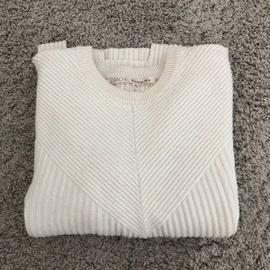 Rachel Roy Cream Sweater